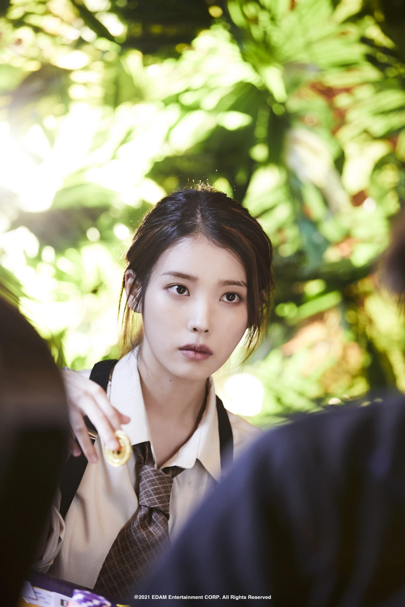 210401 Edam Naver Post - IU 'Coin' MV Behind documents 17