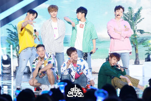 ‪BTOB - Show! Music Core Official Photo‬