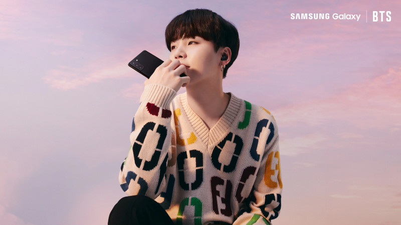 Samsung Latinoamerica Twitter Update - BTS x Samsung Galaxy S21 Ultra documents 4