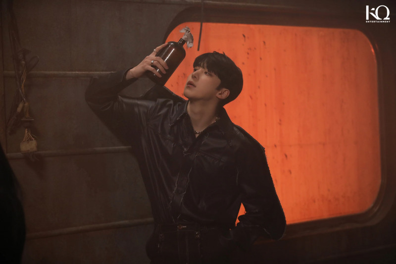 "210301 ATEEZ ""I'm the One (Fireworks)"" MV Shooting Behind the Scenes 
