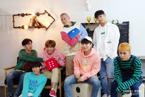 BTOB - Behind the scenes 2018 Season's Greetings