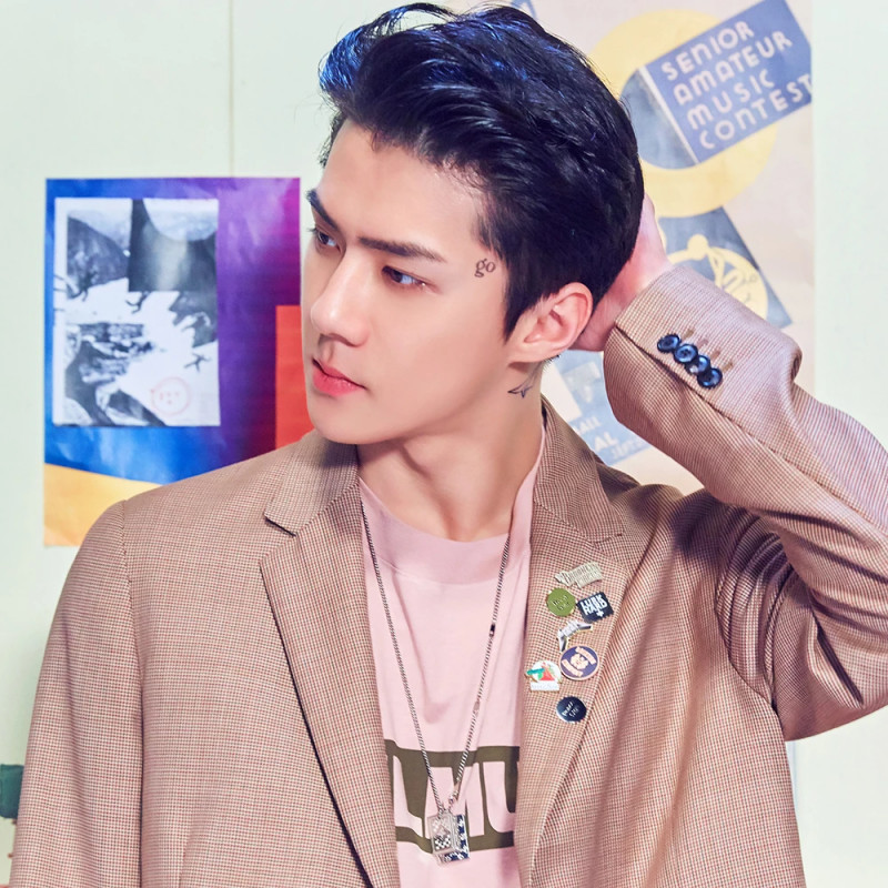 "CHANYEOL x SEHUN ""We Young"" Concept Teaser Images documents 9"