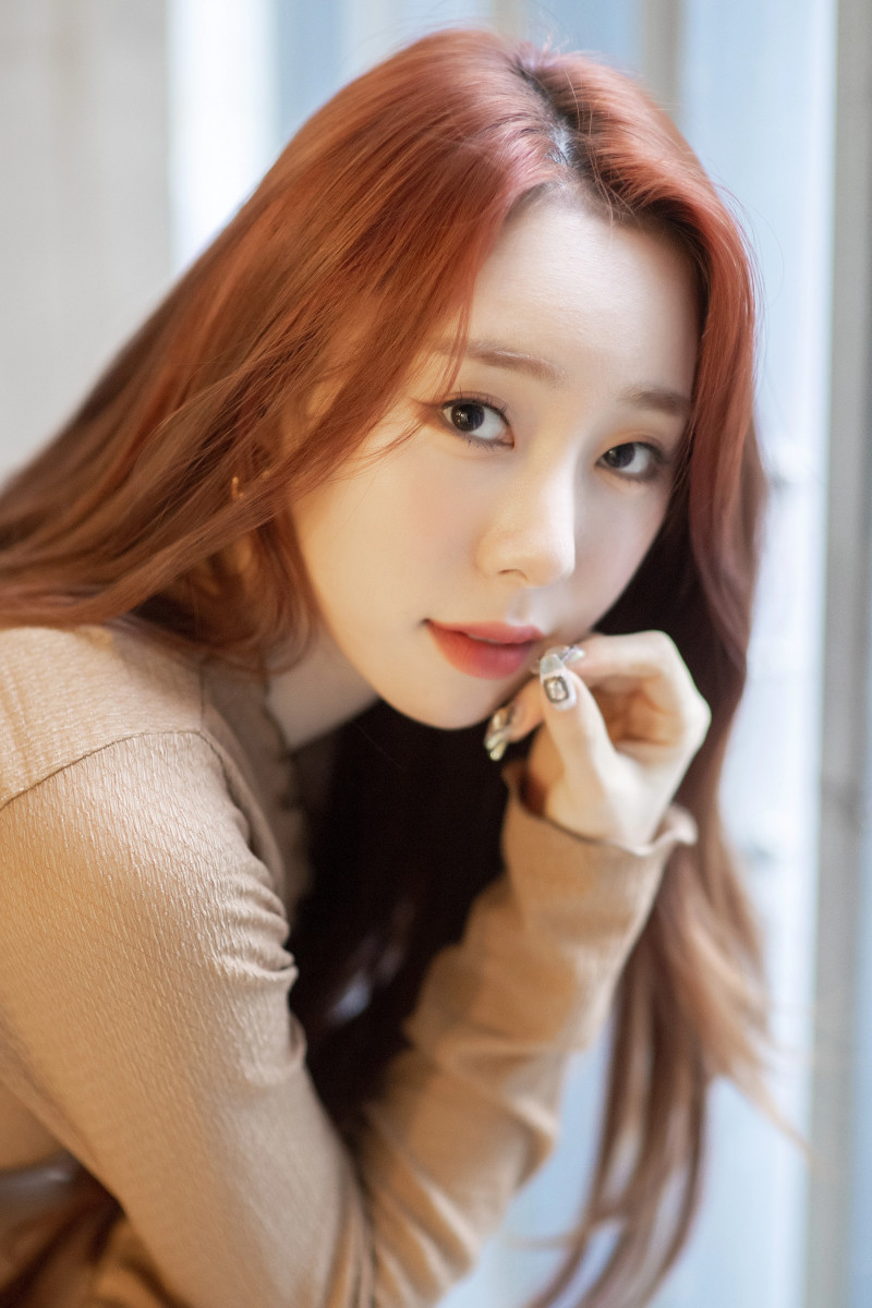 210406 Osen: Star Road Photoshoot - WJSN Yeonjung documents 3