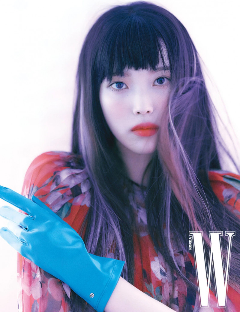IU for W Korea Magazine April 2021 Issue documents 7