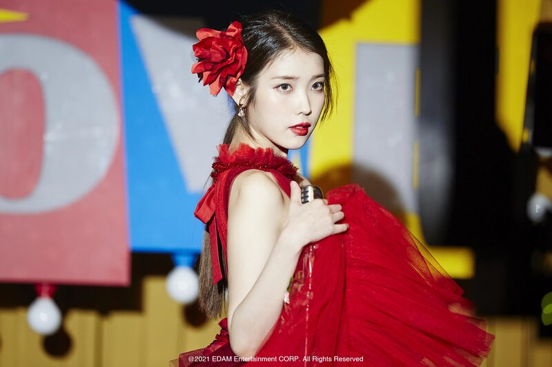 210401 Edam Naver Post - IU 'Coin' MV Behind documents 3