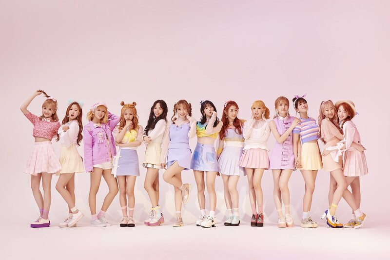 WJSN - Happy Moment 1st Full Album teasers documents 1