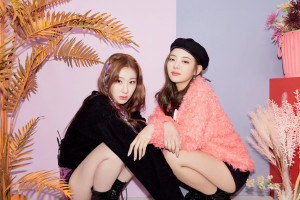 210224 ITZY Twitter Update - Lia & Chaeryeong