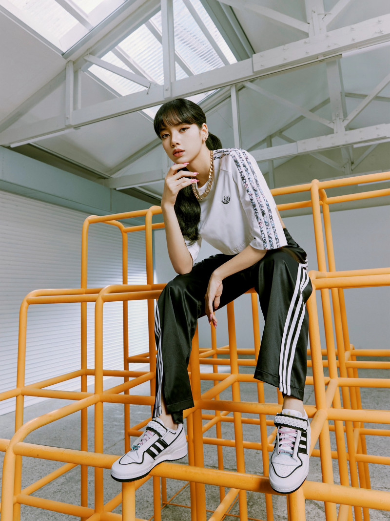 BLACKPINK for Adidas Originals 2021 'Watch Us Move' Collection documents 7