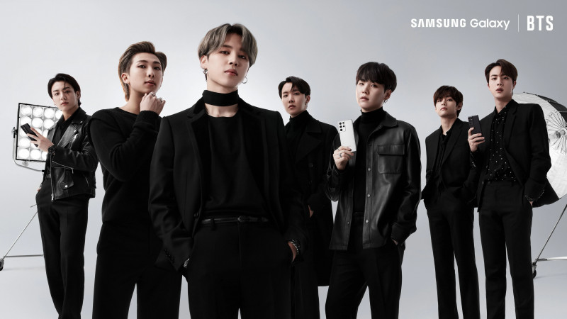 Samsung Latinoamérica Twitter Update - BTS x Samsung Galaxy S21 Ultra documents 1