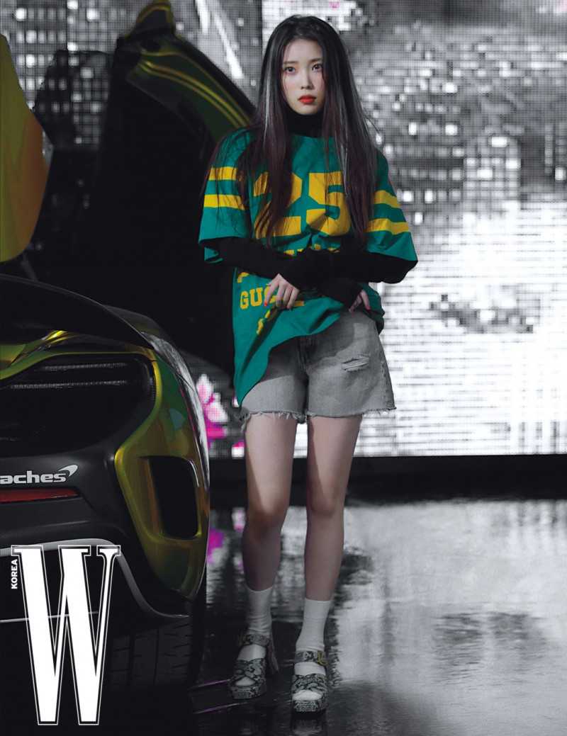 IU for W Korea Magazine April 2021 Issue documents 6