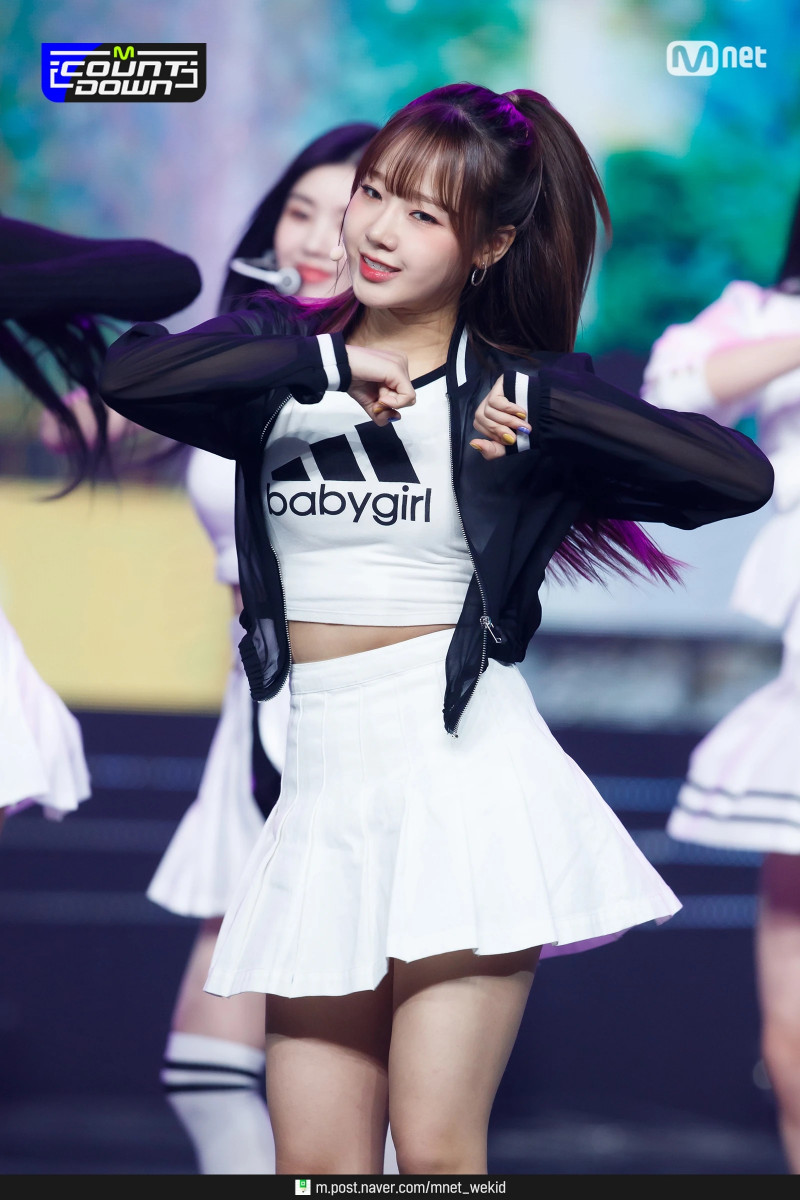 210225 (G)I-DLE X IZ*ONE X Weki Meki - Into The New World at M Countdown documents 9