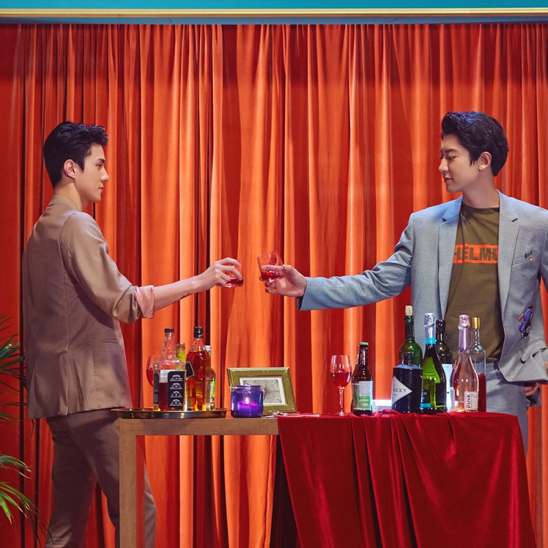 "CHANYEOL x SEHUN ""We Young"" Concept Teaser Images documents 6"
