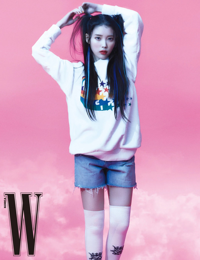 IU for W Korea Magazine April 2021 Issue documents 4