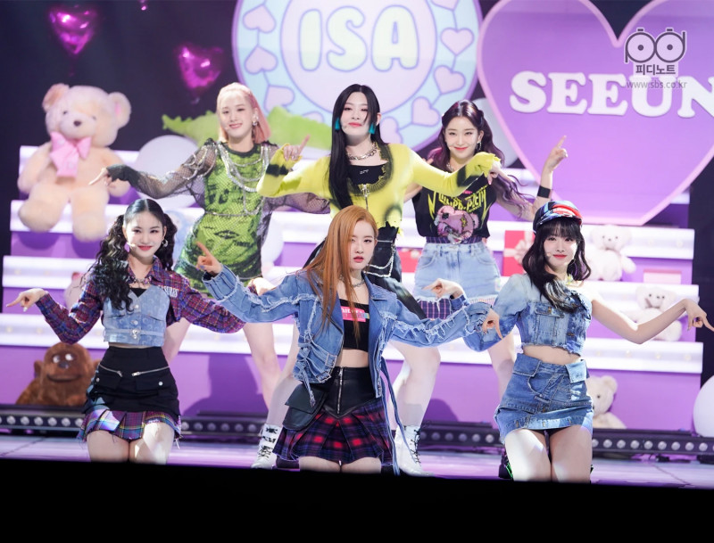 210411 STAYC - 'ASAP' at Inkigayo documents 3