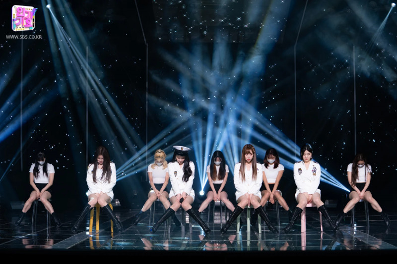 210321 Brave Girls - Rollin' at Inkigayo documents 19