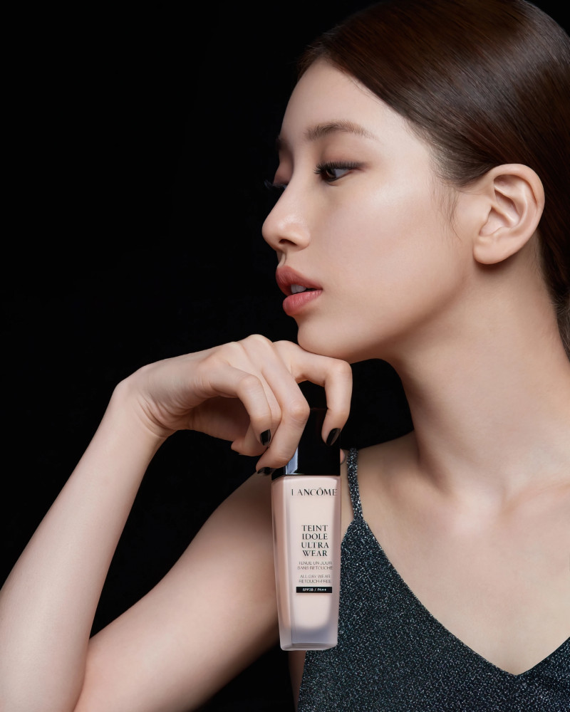 Bae Suzy for Marie Claire Korea Magazine March 2021 x Lancome documents 4