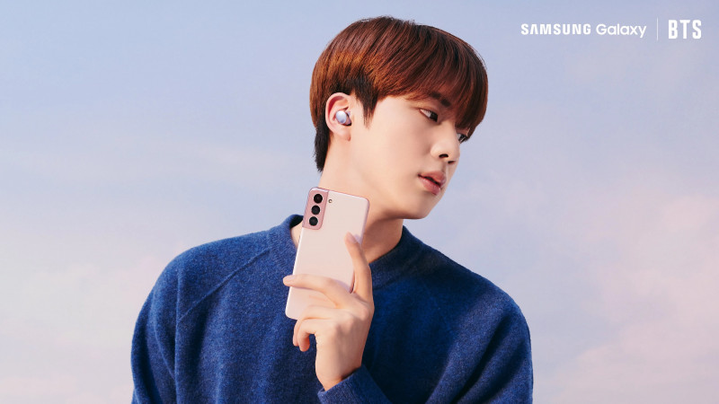 Samsung Latinoamerica Twitter Update - BTS x Samsung Galaxy S21 Ultra documents 7