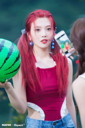 Naver x Dispatch (The Red Summer Vacation) Joy