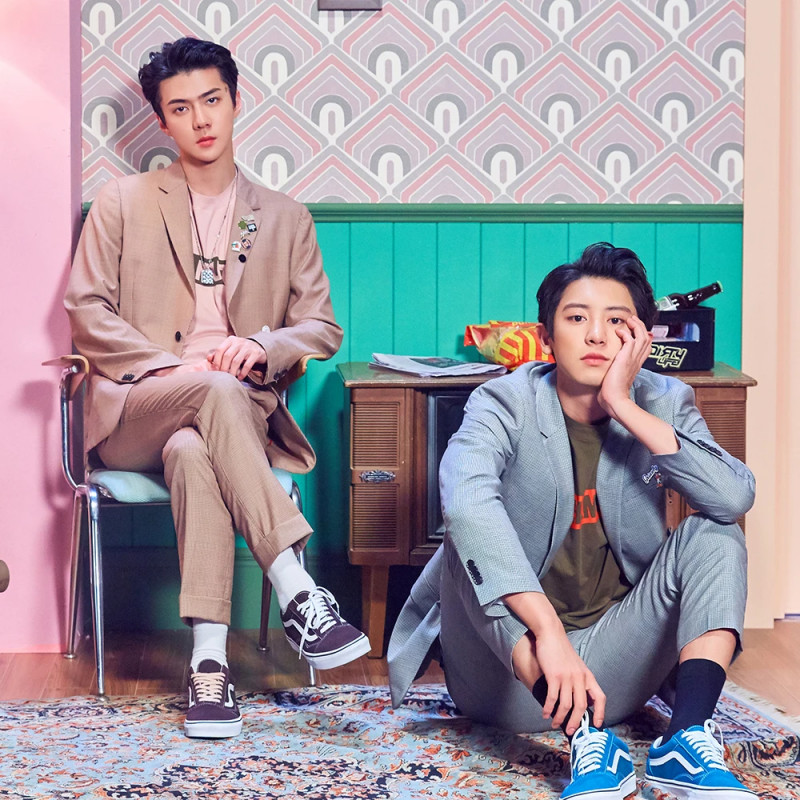 "CHANYEOL x SEHUN ""We Young"" Concept Teaser Images documents 1"