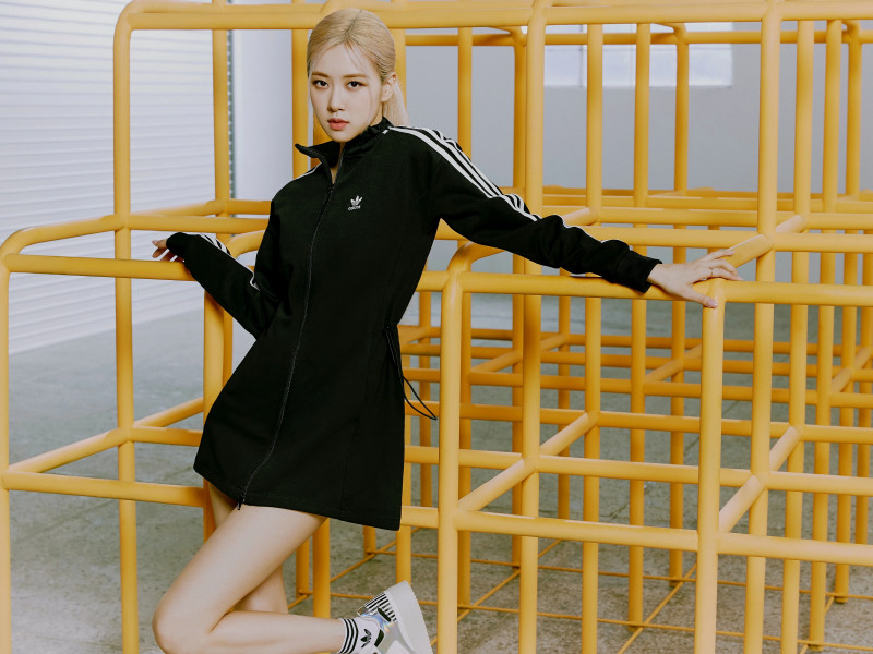 BLACKPINK for Adidas Originals 2021 'Watch Us Move' Collection documents 1