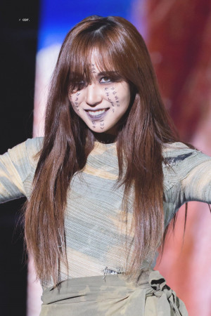 Twice Mina as The Mummy at Once Halloween Fanmeet 181028