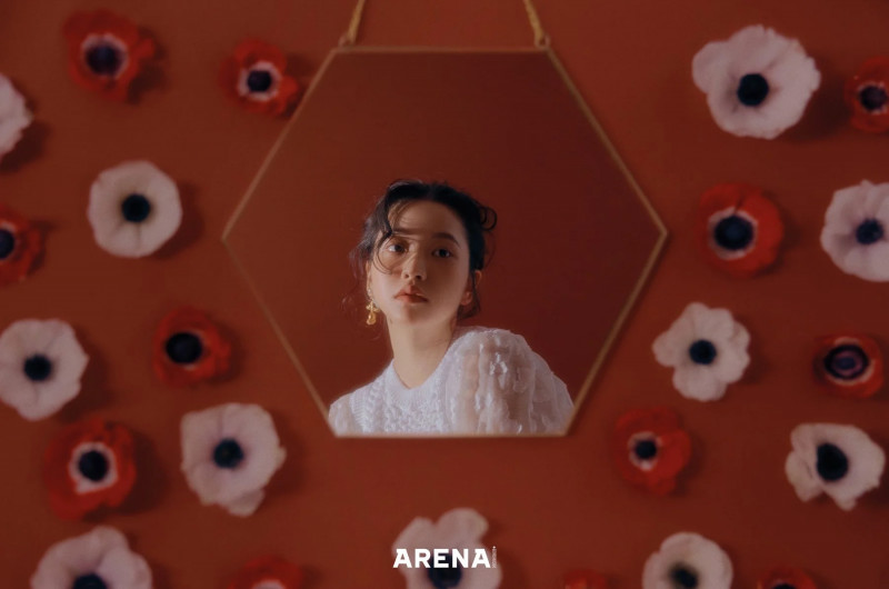 Red Velvet Yeri for Arena Homme+ March 2021 Issue documents 1
