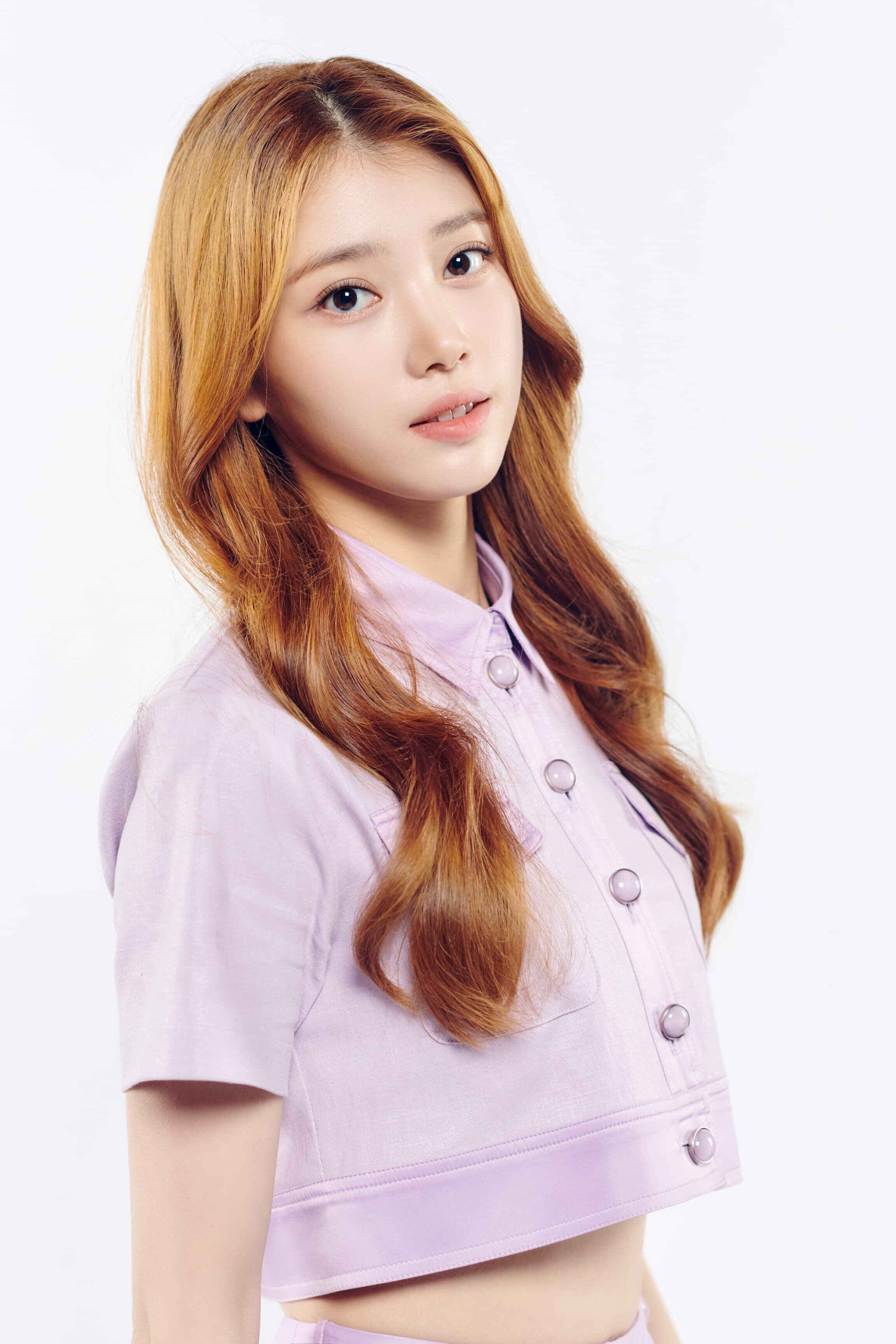 Girls Planet 999 - C Group Introduction Profile Photos - Shen Xiao Ting    Kpopping