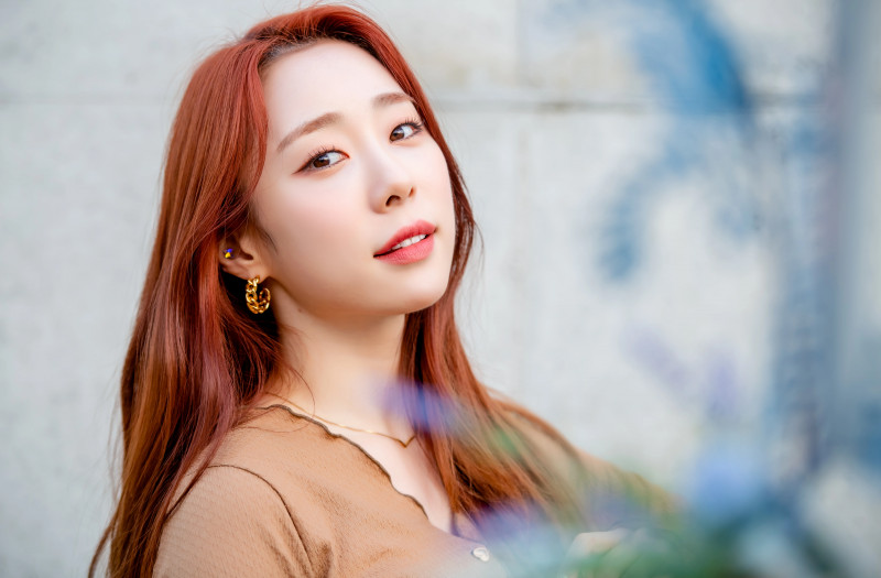 210406 Osen: Star Road Photoshoot - WJSN Yeonjung documents 6