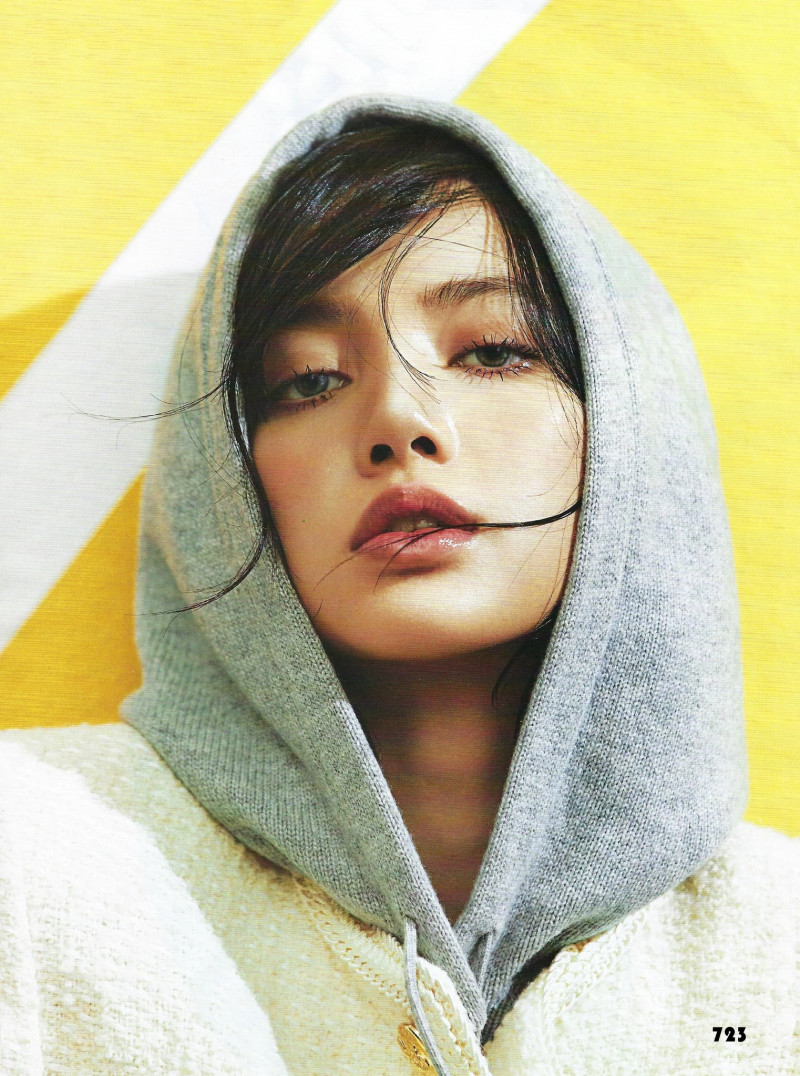 LISA - Elle Korea April 2021 Issue [SCANS] documents 7