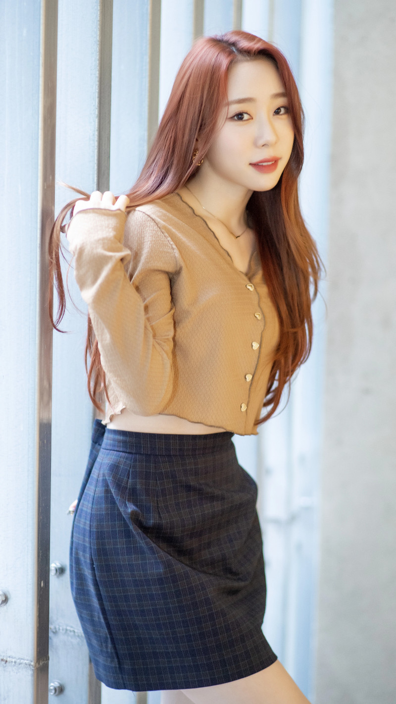 210406 Osen: Star Road Photoshoot - WJSN Yeonjung documents 2