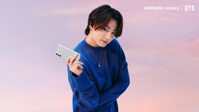 Samsung Latinoamerica Twitter Update - BTS x Samsung Galaxy S21 Ultra documents 1