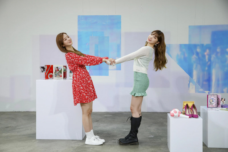 210419 Apink 'Thank you' MV Shoot by Melon documents 5