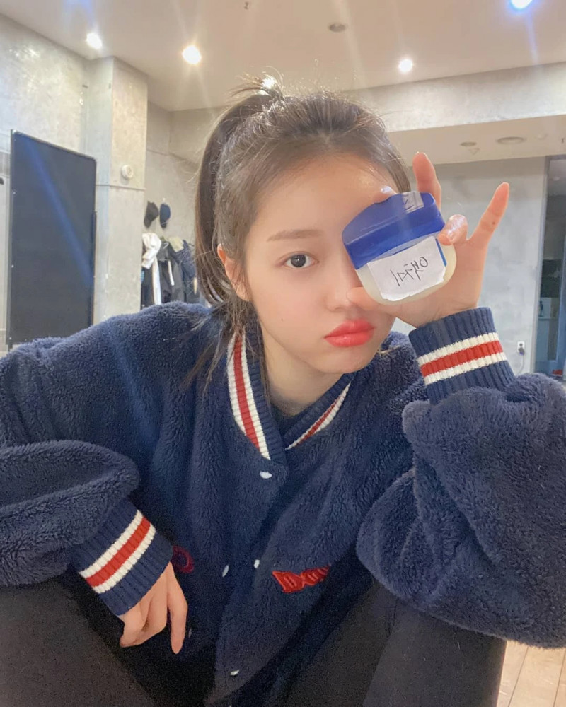 210319 OH MY GIRL Yooa Instagram Update documents 2