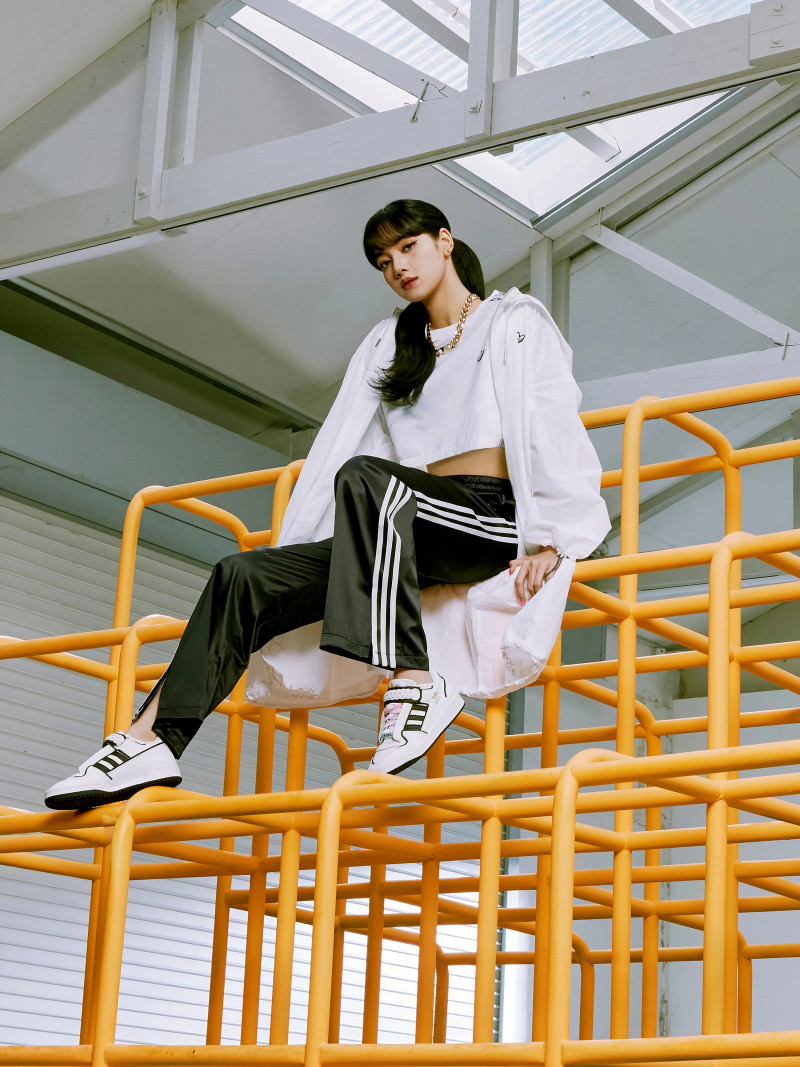 BLACKPINK for Adidas Originals 2021 'Watch Us Move' Collection documents 8
