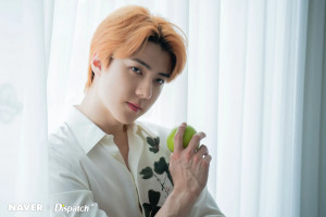 "EXO-SC Sehun ""1 Billion Views"" Promotion Photoshoot by Naver x Dispatch"