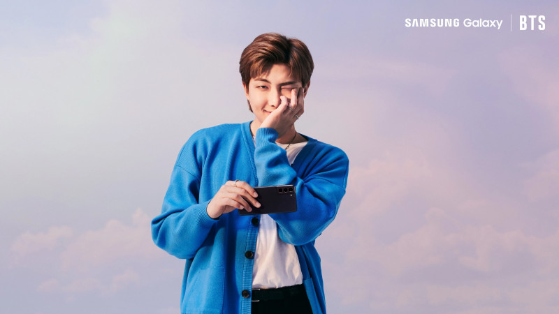 Samsung Latinoamerica Twitter Update - BTS x Samsung Galaxy S21 Ultra documents 2