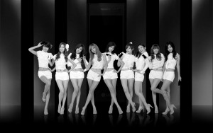 SNSD Chocolate Love