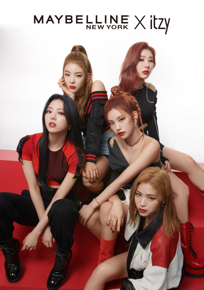 ITZY x Maybelline New York documents 1