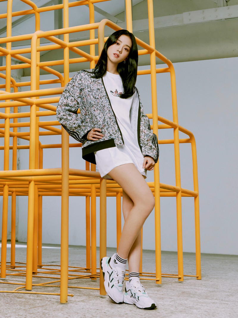BLACKPINK for Adidas Originals 2021 'Watch Us Move' Collection documents 6