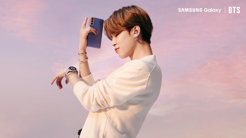 Samsung Latinoamerica Twitter Update - BTS x Samsung Galaxy S21 Ultra documents 3