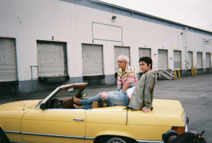 "190722 | [NAVER] EXO-SC's ""What A Life"" shooting scene"