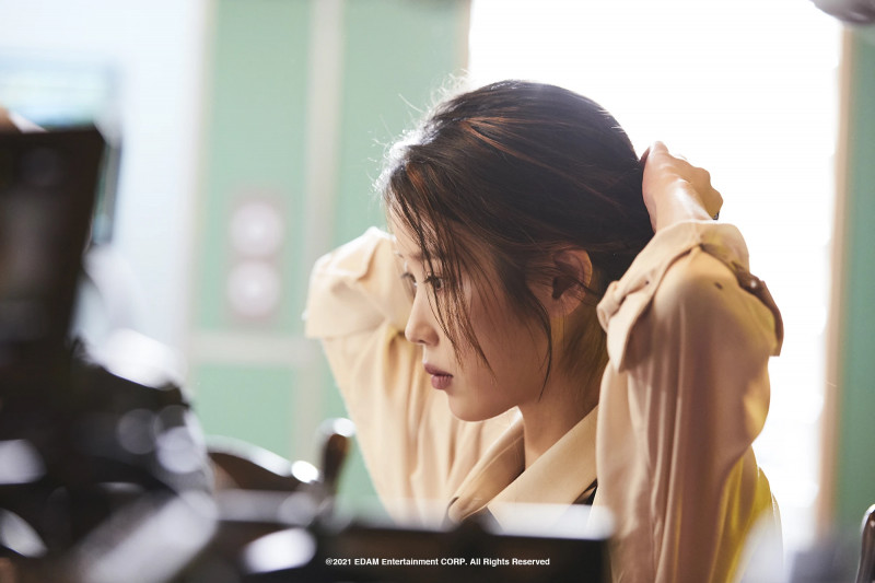 210401 Edam Naver Post - IU 'Coin' MV Behind documents 12