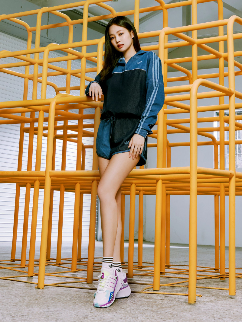 BLACKPINK for Adidas Originals 2021 'Watch Us Move' Collection documents 3