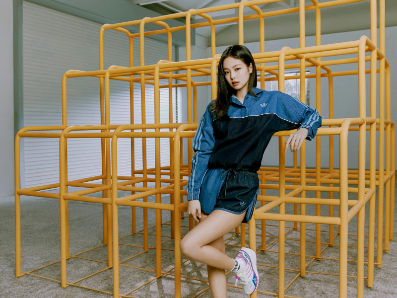BLACKPINK for Adidas Originals 2021 'Watch Us Move' Collection documents 4