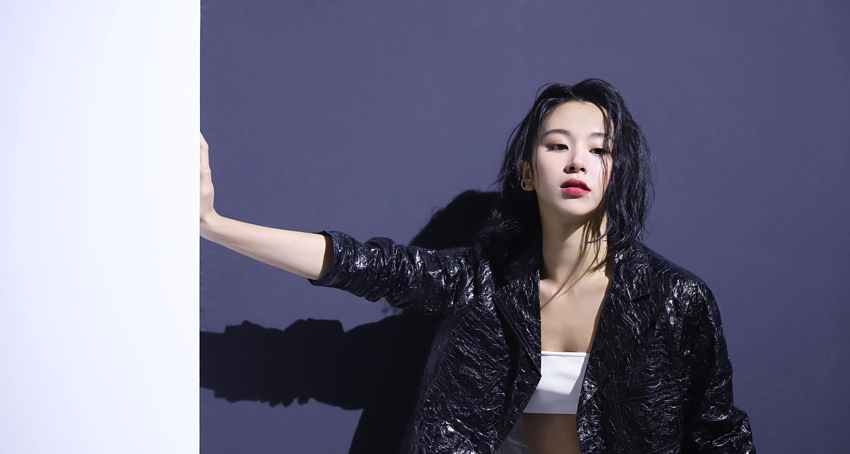 191211 JYP Naver update - Chaeyoung GQ Korea September