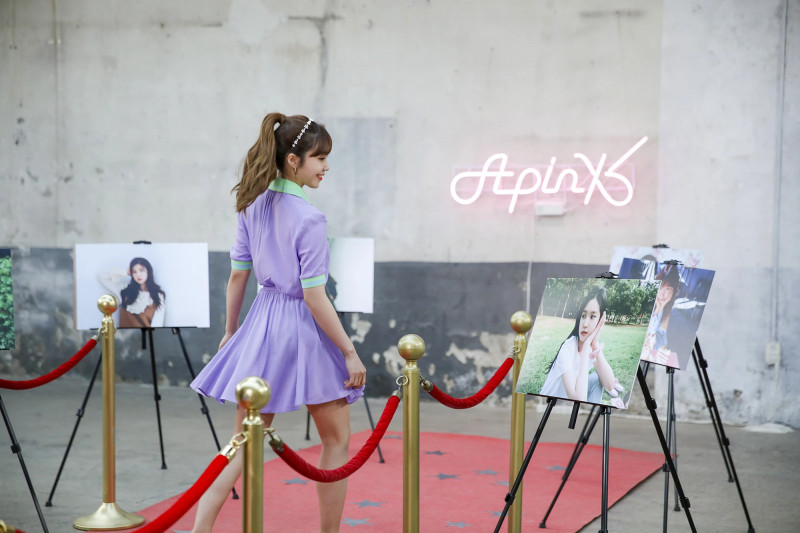 210419 Apink 'Thank you' MV Shoot by Melon documents 1
