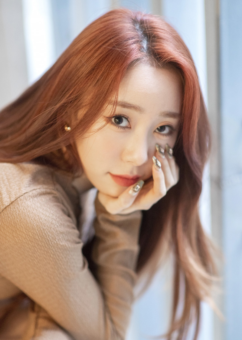 210406 Osen: Star Road Photoshoot - WJSN Yeonjung documents 4