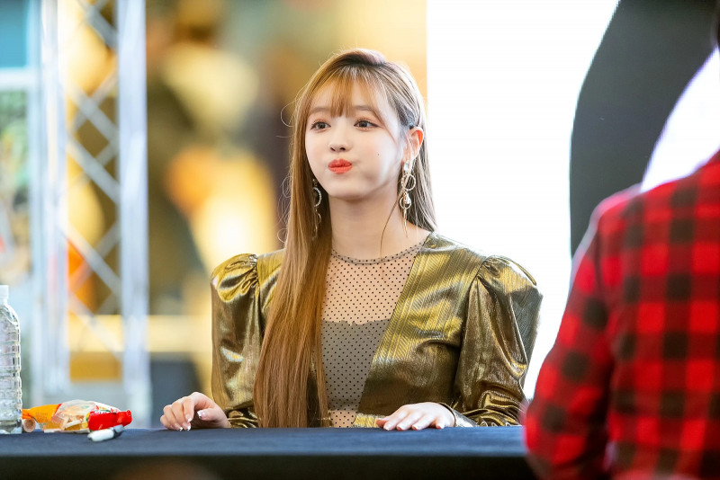 180930 OH MY GIRL Yooa documents 13