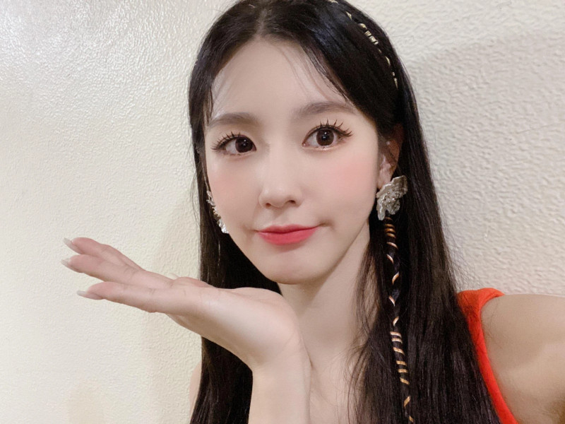 210418 U Cube Update - (G)I-DLE Miyeon documents 6