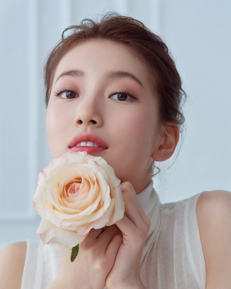 Bae Suzy for Marie Claire Korea Magazine March 2021 x Lancome documents 13